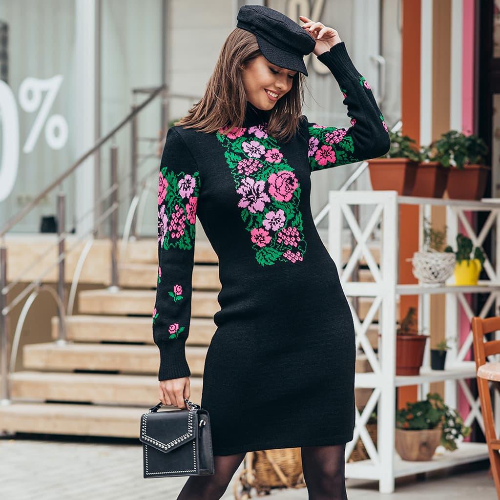 вязаная женская одежда купить вязаный трикотаж оптом и в розницу